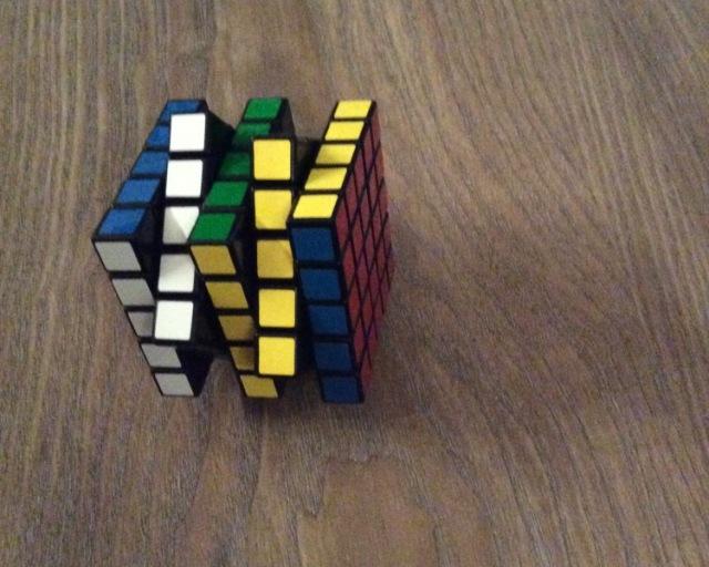 5x5 Würfel (2)