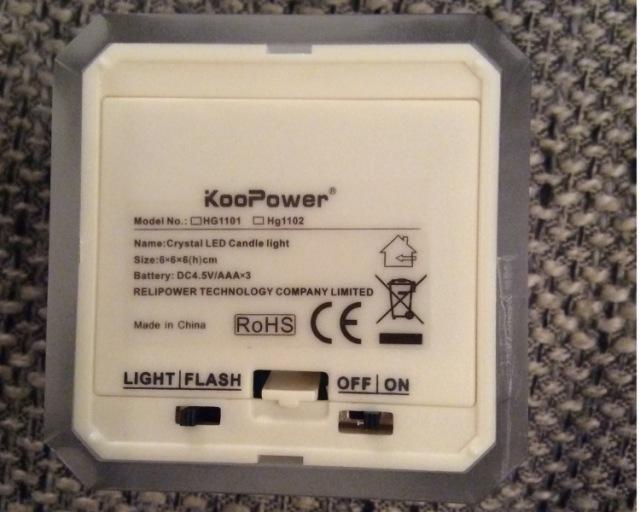 KooPower LED Licht (3)