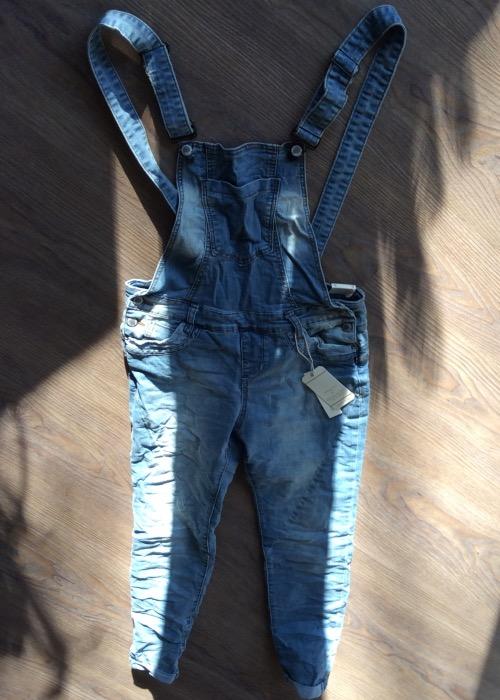 Fresh Made – Damen Jeans – Latzhose | Denim Boyfriend | MIAs